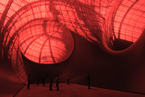 Anish Kapoor expose ses oeuvres à Versailles Ml_mon10