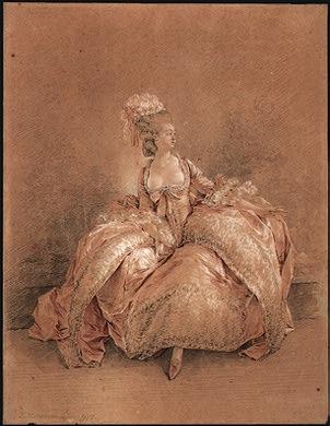 Jean-Michel Moreau le jeune, dessinateur des Menus Plaisirs du roi Moreau12
