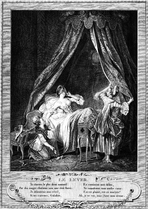 Jean-Michel Moreau le jeune, dessinateur des Menus Plaisirs du roi Moreau13