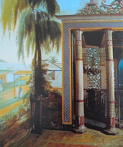 Le Palais chinois de Marie-Caroline à Palerme P1010713