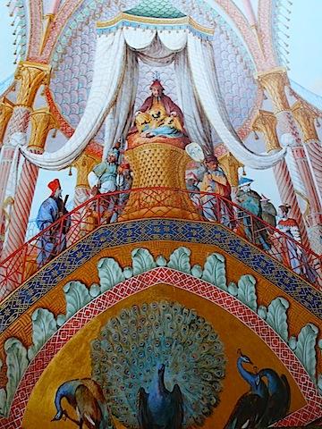 Le Palais chinois de Marie-Caroline à Palerme P1010714
