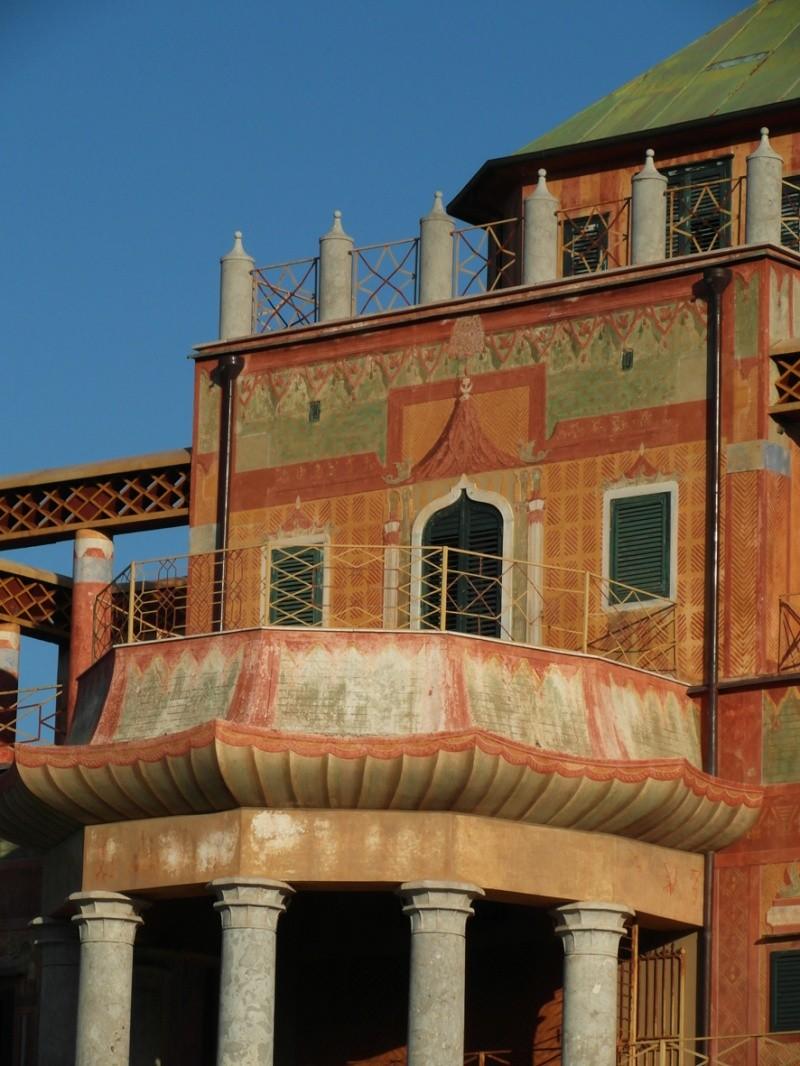 Le Palais chinois de Marie-Caroline à Palerme Pac10110