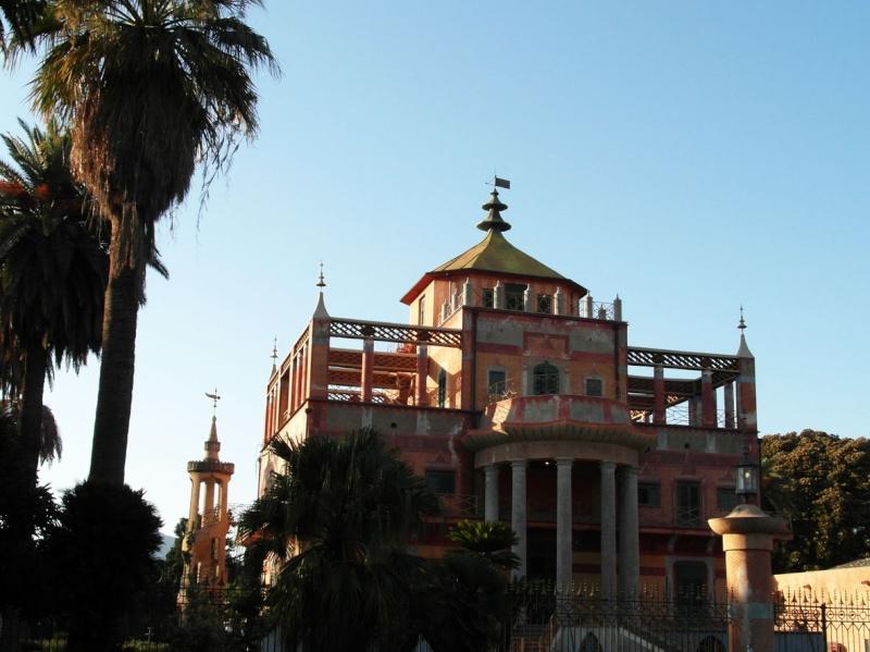Le Palais chinois de Marie-Caroline à Palerme Pac11010