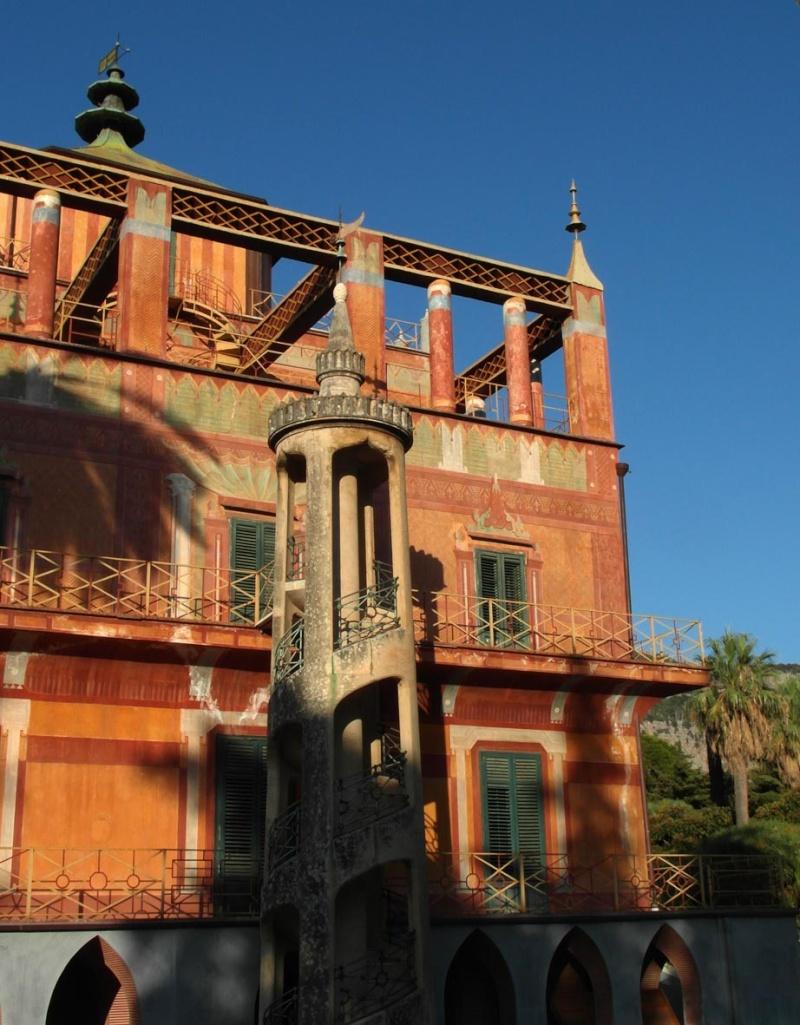 Le Palais chinois de Marie-Caroline à Palerme Pac11110