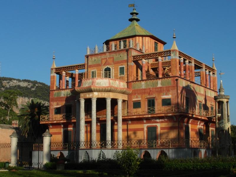Le Palais chinois de Marie-Caroline à Palerme Pac41010