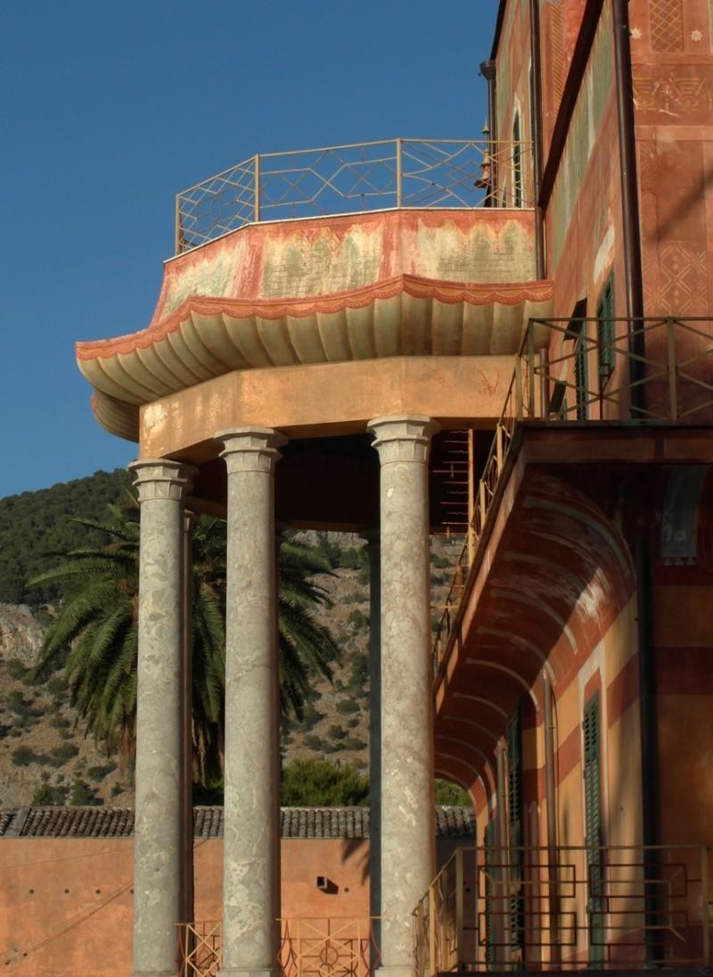 Le Palais chinois de Marie-Caroline à Palerme Pac61010