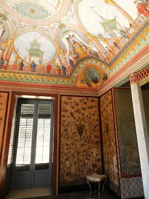 Le Palais chinois de Marie-Caroline à Palerme Pc61010