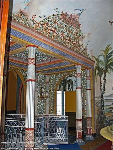 Le Palais chinois de Marie-Caroline à Palerme Pc_din10