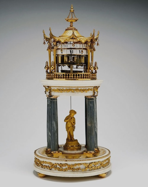Pendules et horloges de Marie-Antoinette Pendul15