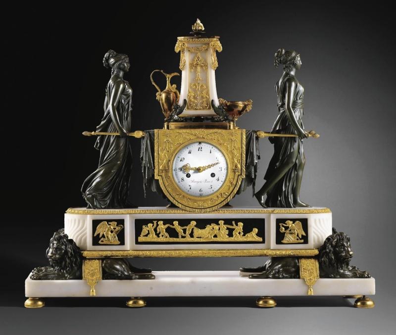 Pendules et horloges de Marie-Antoinette Pf802610