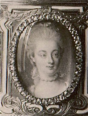 Portraits de Marie-Antoinette sur les boites et tabatières Proxy-19