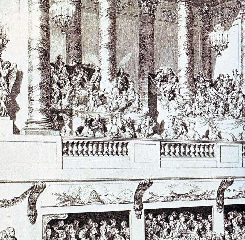 Le couronnement et le sacre de Louis XVI Sacre110
