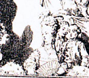 Le couronnement et le sacre de Louis XVI Sacre111