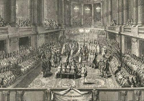 Le couronnement et le sacre de Louis XVI Tumblr17