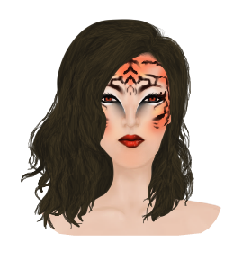 One Week Challenge: Halloween Makeup Hd10