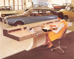 """Garages des années 70 """"hauts en couleurs"""" !!! ( photos, vidéos ) Lanc1610"""