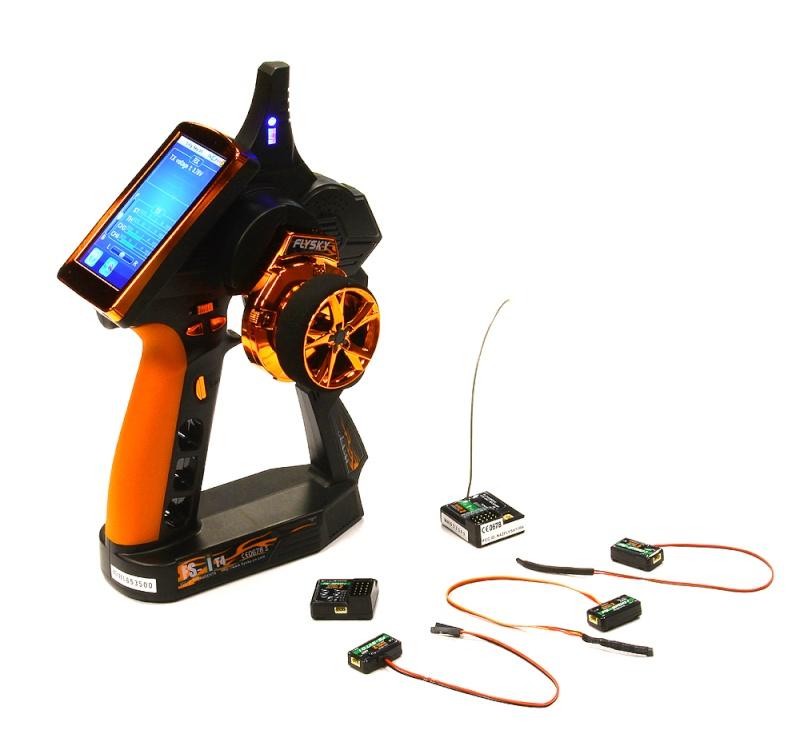 nouvelle radio pour MR03 Sport - la KT - 432P C2470510