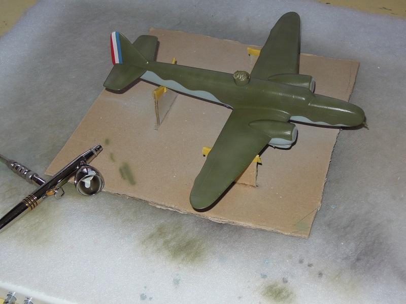Bloch MB 131 de Mach2 au 1/72 par Dewoitine Dscn0719