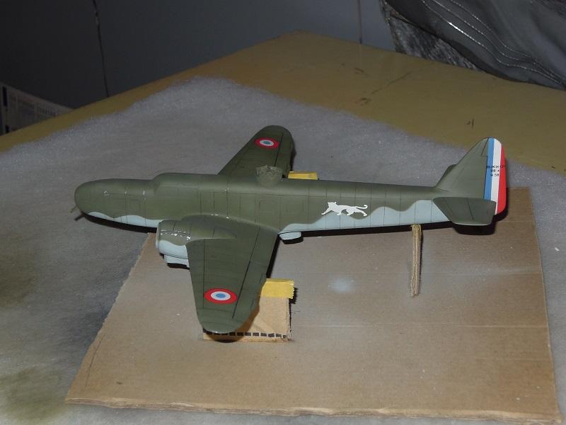 Bloch MB 131 de Mach2 au 1/72 par Dewoitine Dscn0724