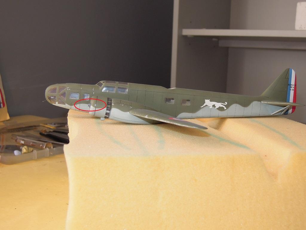 Bloch MB 131 de Mach2 au 1/72 par Dewoitine Dscn0811