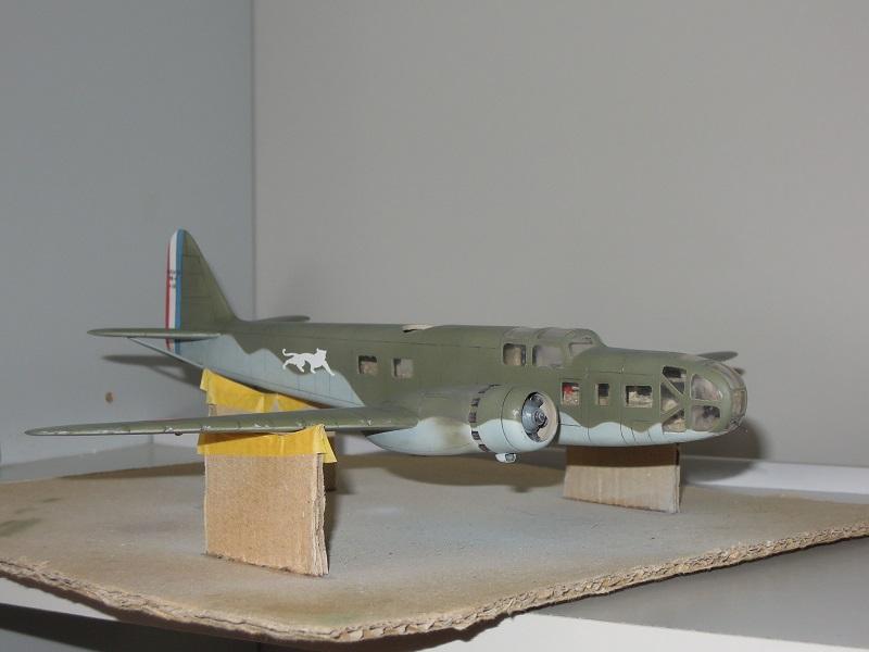 Bloch MB 131 de Mach2 au 1/72 par Dewoitine Dscn0814