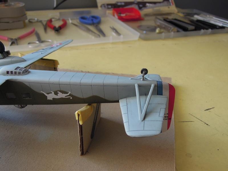 Bloch MB 131 de Mach2 au 1/72 par Dewoitine Dscn0819