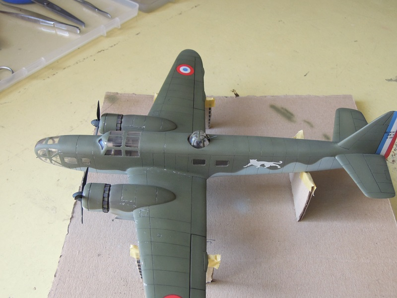 Bloch MB 131 de Mach2 au 1/72 par Dewoitine Dscn0820