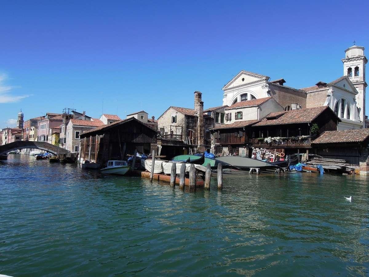 Il museo storico navale de Venise Dscn5710