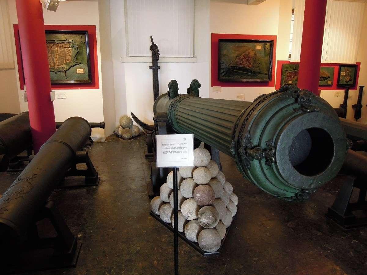 Il museo storico navale de Venise Dscn5810