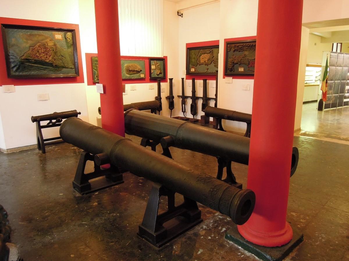 Il museo storico navale de Venise Dscn5811