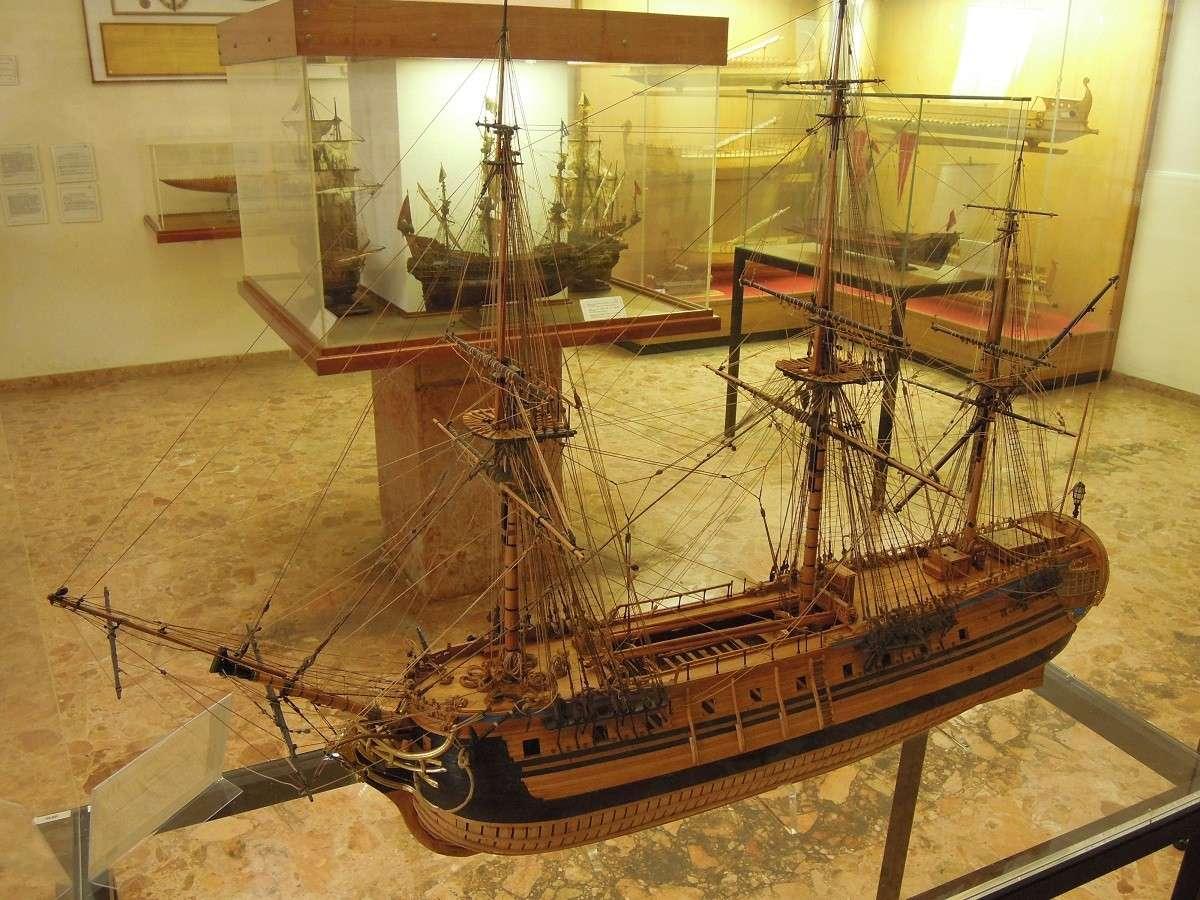 Il museo storico navale de Venise Dscn5813