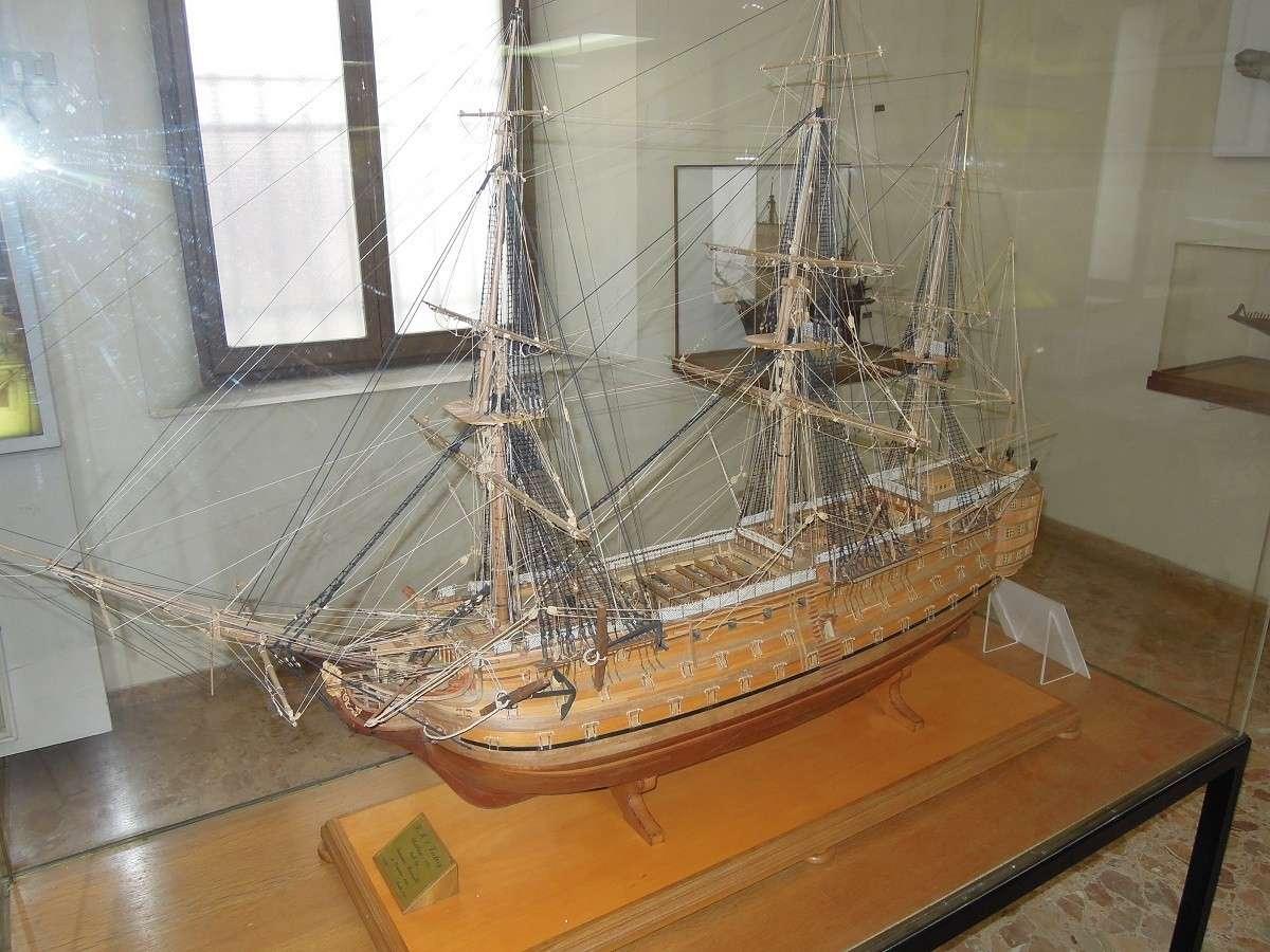 Il museo storico navale de Venise Dscn5814