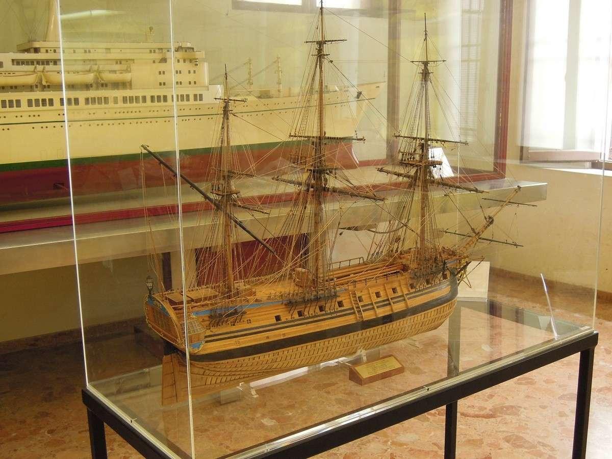 Il museo storico navale de Venise Dscn5815