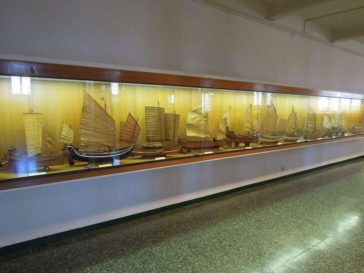 Il museo storico navale de Venise Dscn5817