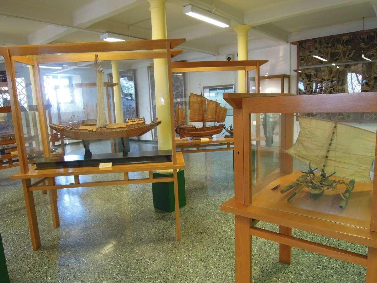 Il museo storico navale de Venise Dscn5818