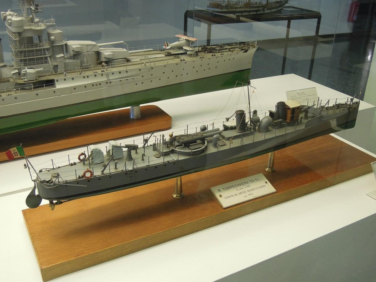 Il museo storico navale de Venise Dscn5820