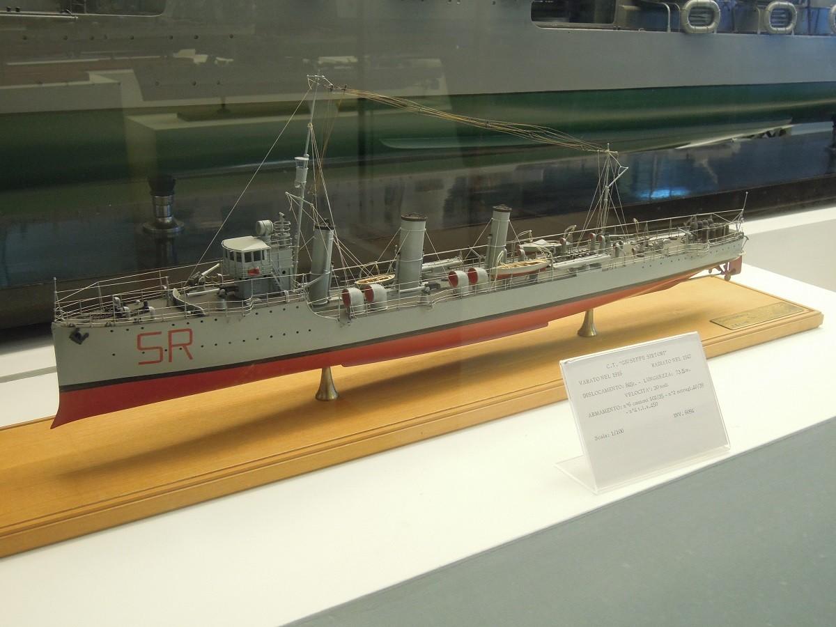 Il museo storico navale de Venise Dscn5821