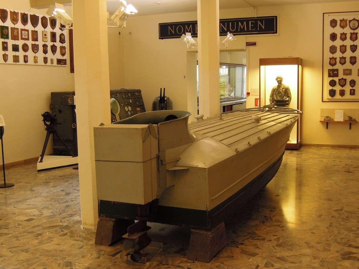 Il museo storico navale de Venise Dscn5823