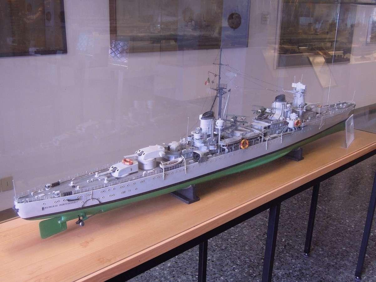 Il museo storico navale de Venise Dscn5824