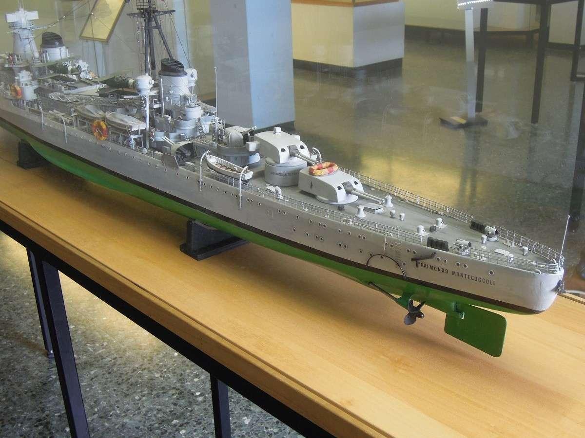 Il museo storico navale de Venise Dscn5825