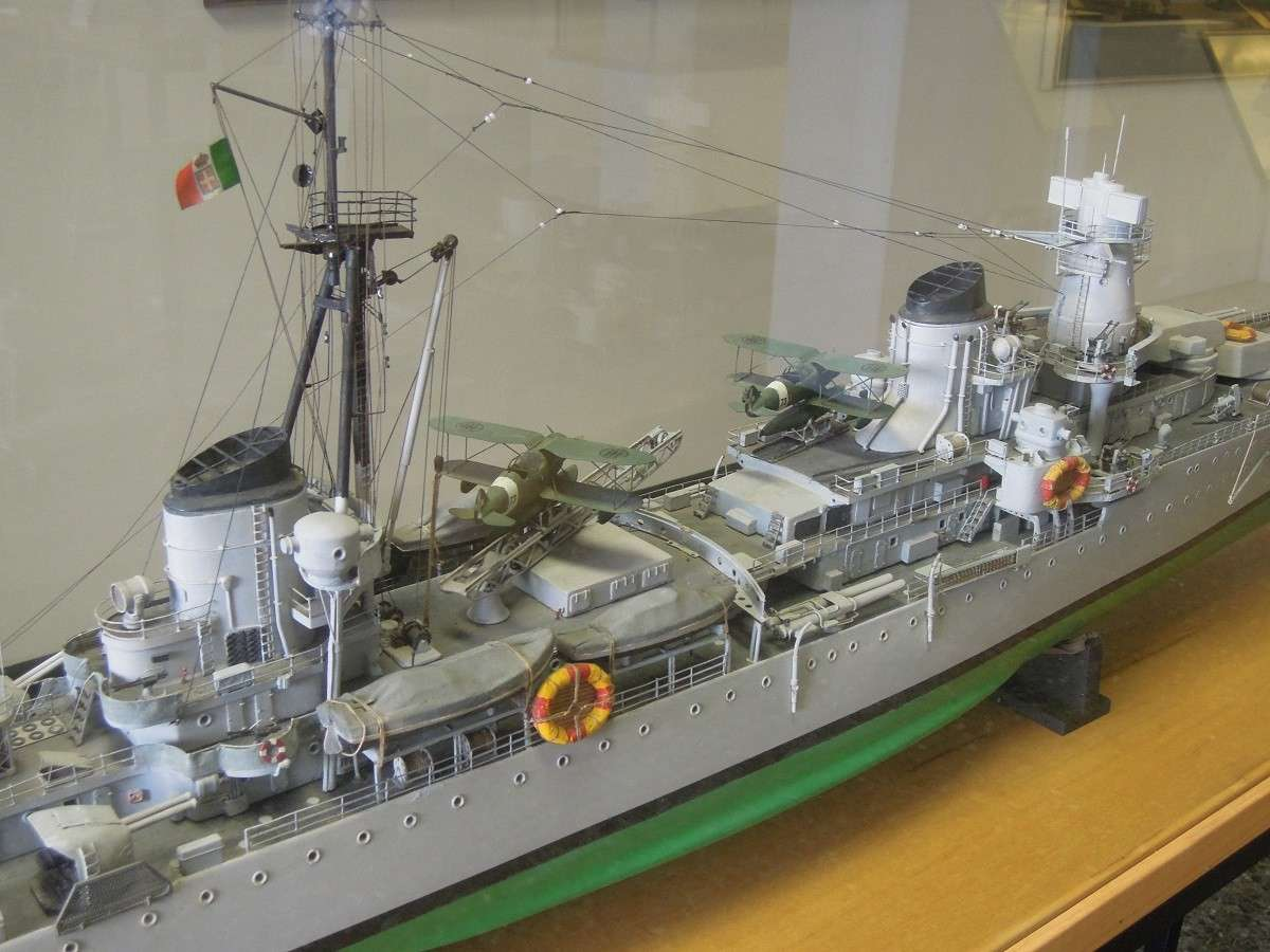 Il museo storico navale de Venise Dscn5826