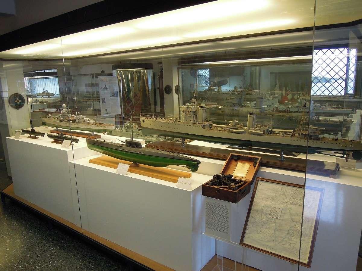 Il museo storico navale de Venise Dscn5827
