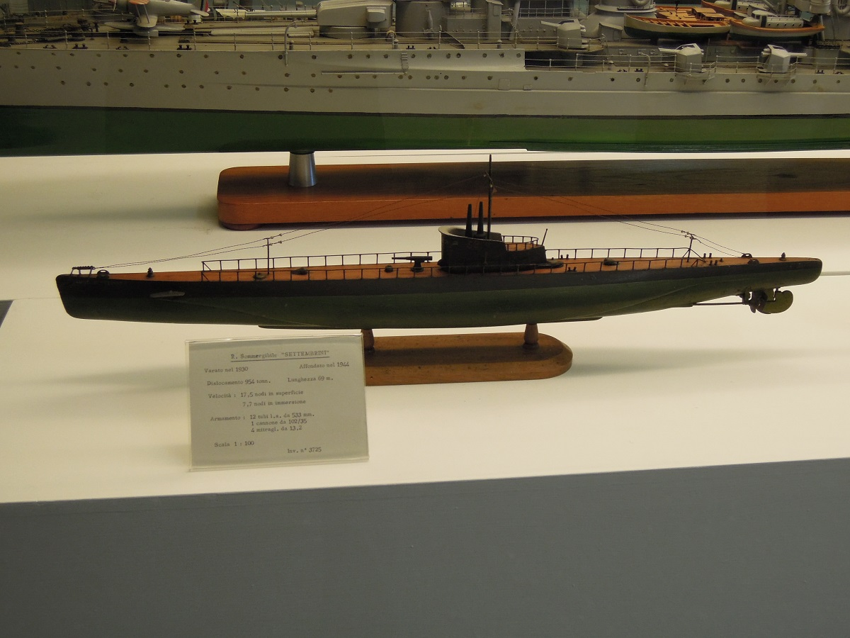 Il museo storico navale de Venise Dscn5828
