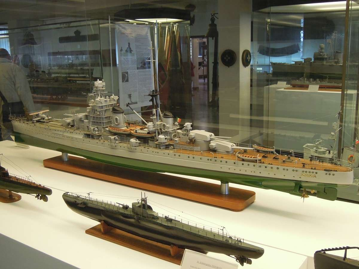 Il museo storico navale de Venise Dscn5830