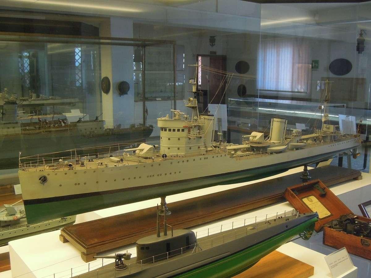 Il museo storico navale de Venise Dscn5831