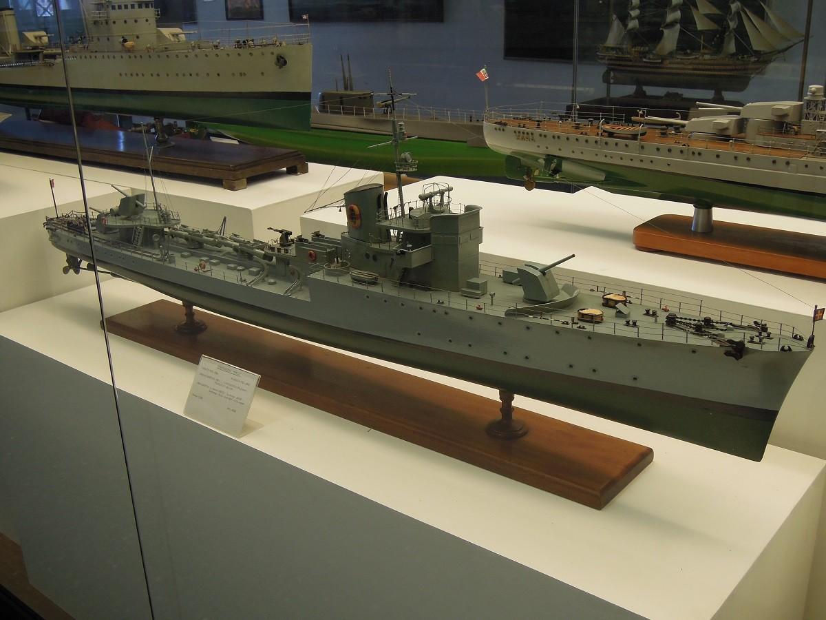 Il museo storico navale de Venise Dscn5832