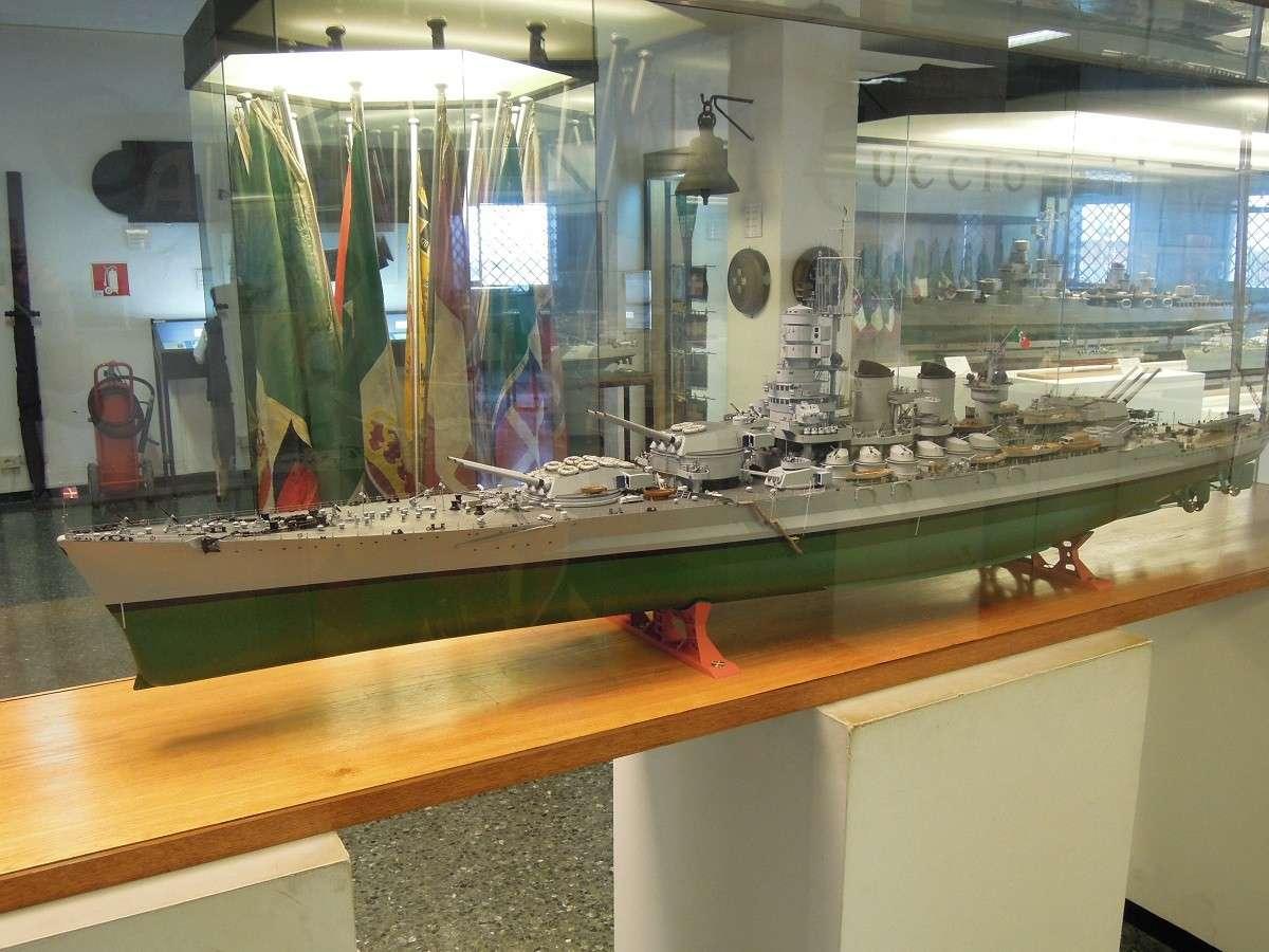 Il museo storico navale de Venise Dscn5834