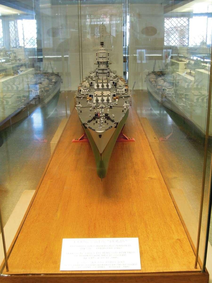 Il museo storico navale de Venise Dscn5835