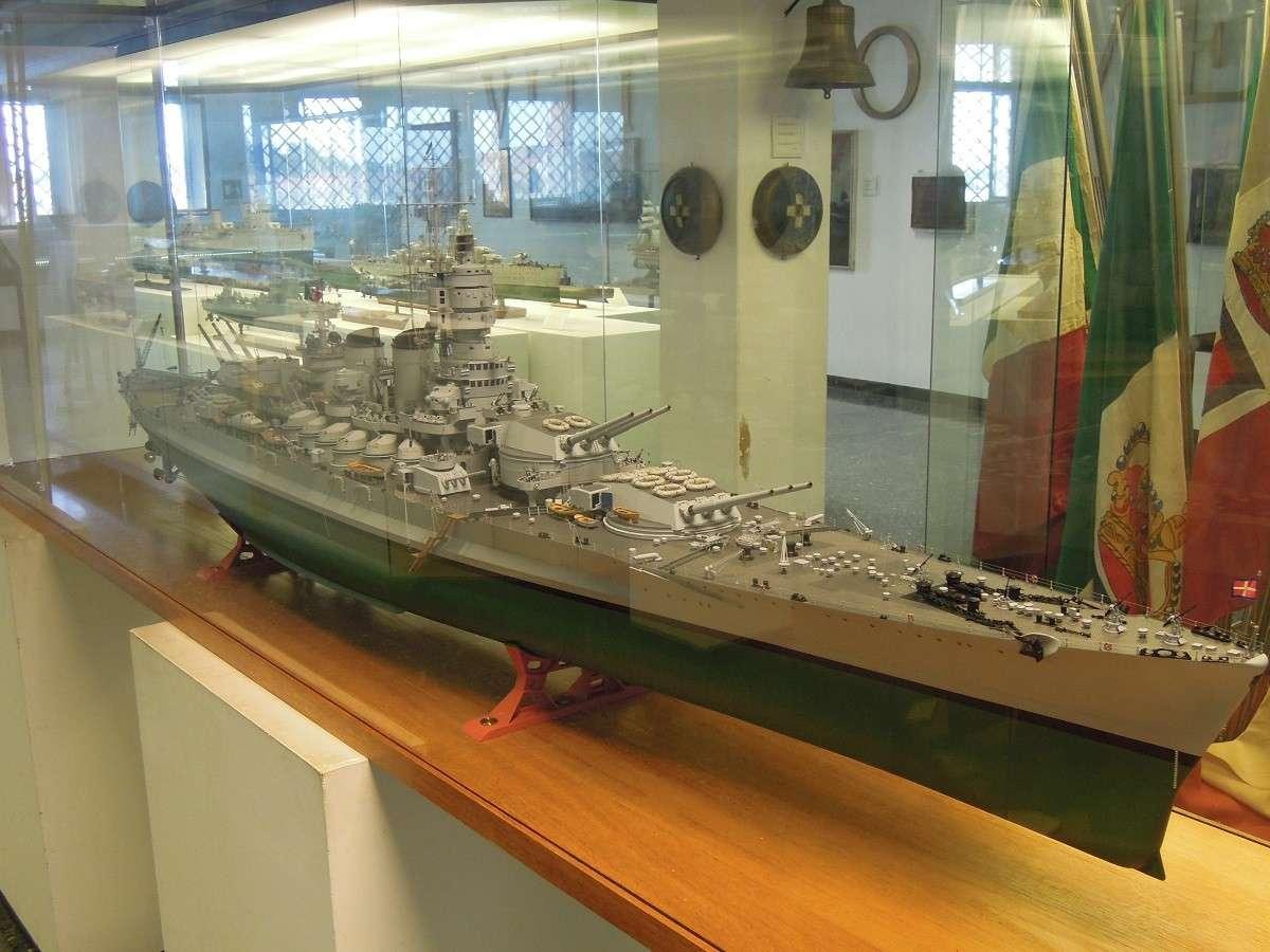 Il museo storico navale de Venise Dscn5836