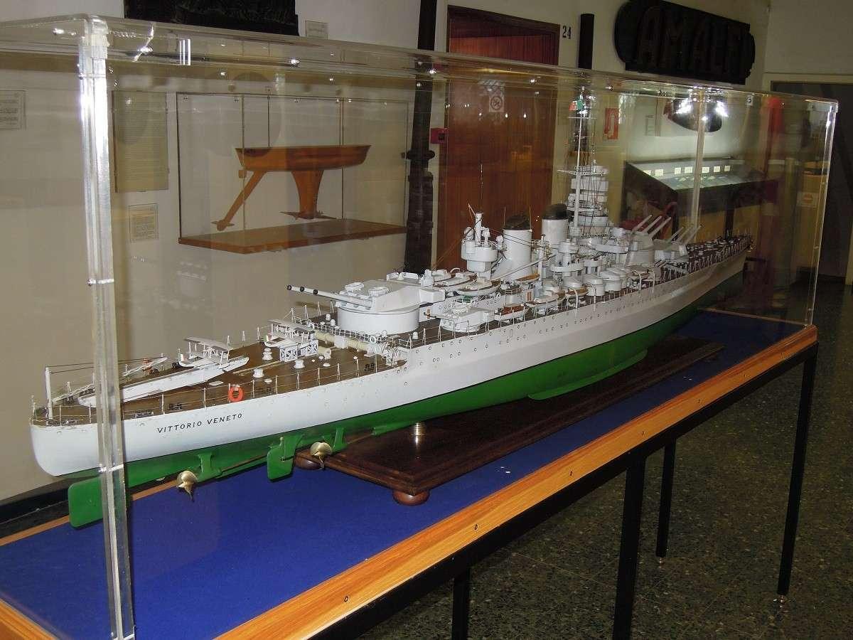 Il museo storico navale de Venise Dscn5838